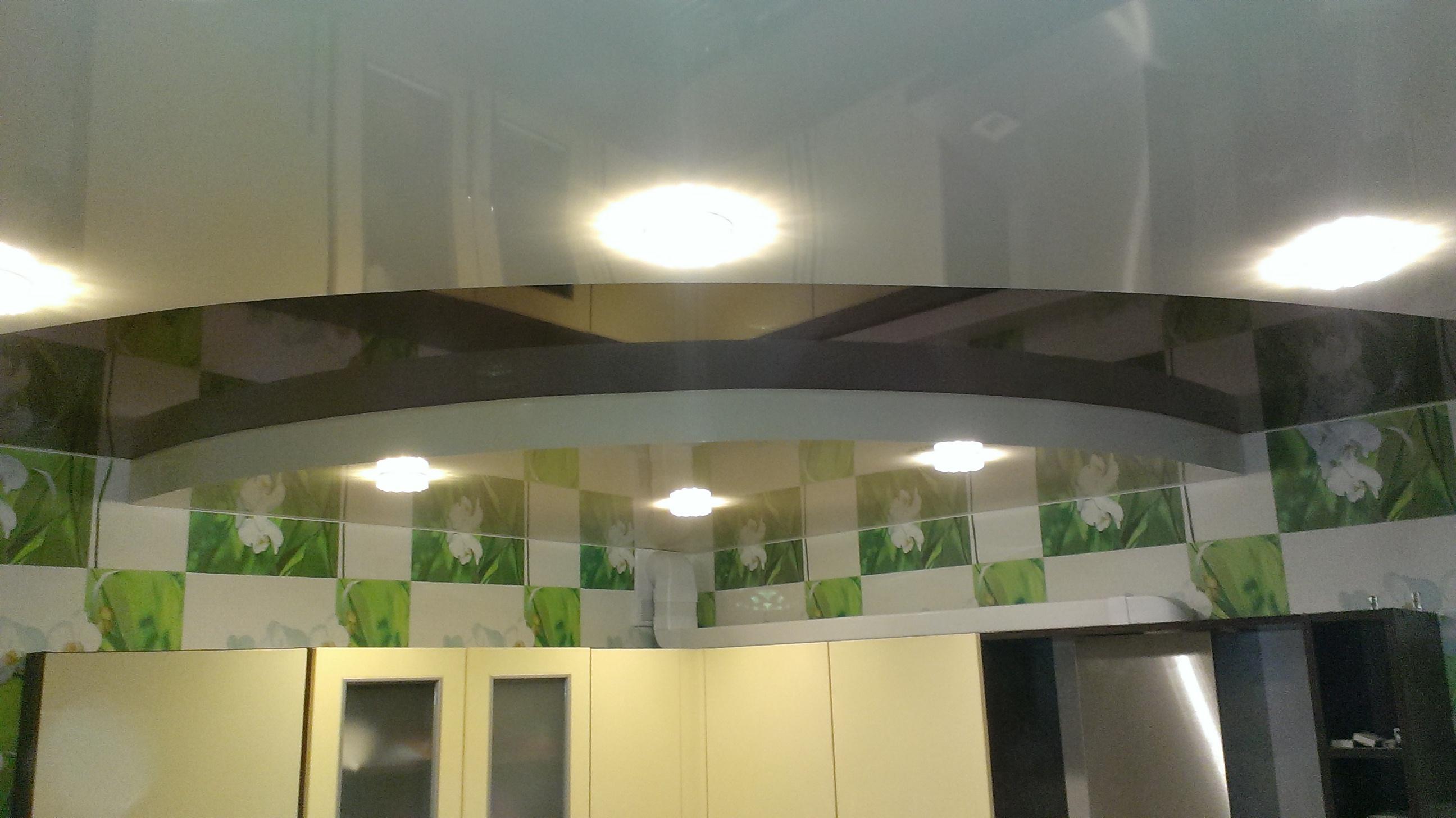 Потолок на кухню — Атмосфера