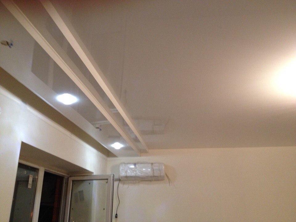 Многоуровневый потолок — Атмосфера